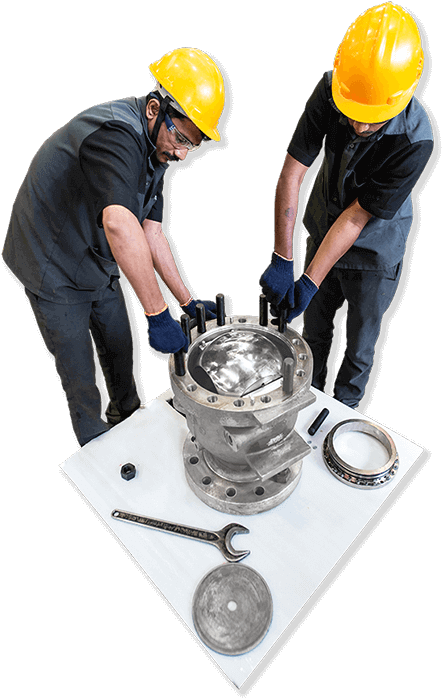 we perform proof of design test and accelerated life cycle tests under  fully rated pressure and temperature on all of our products for continuous
